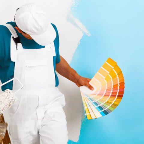 peinture facade maison